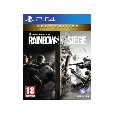 Rainbow Six Siege Gold PS4 Game