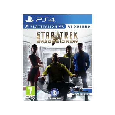 Star Trek: Bridge Crew PS4 VR Pre-order Game