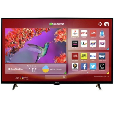 Hitachi 55 Inch Full HD Freeview Play Smart LED TV