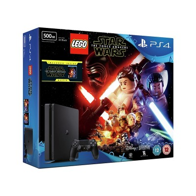 Sony PS4 Slim 500GB Lego Star Wars Console Bundle