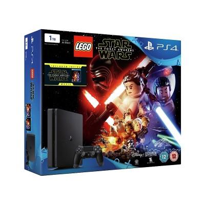 PS4 Slim 1TB Lego Star Wars Console Bundle