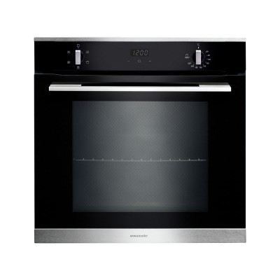 Rangemaster RMB605BL/SS Electric Multifunction Oven - Black