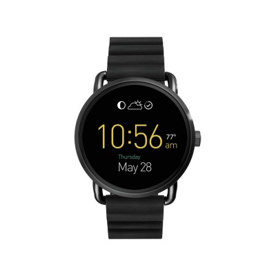 FOSSIL Q MARSHAL TOUCHSCREEN BLACK WATCH