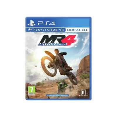 Motoracer 4 PS4 Game