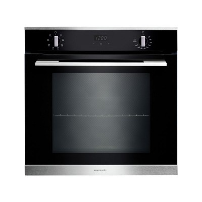 Rangemaster RMB608BL/SS Electric Multifunction Oven - Black