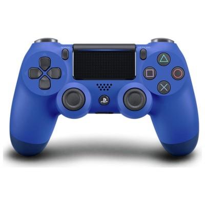 PS4 DualShock 4 V2 Wireless Controller - Wave Blue