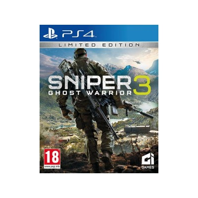 Sniper Ghost Warrior 3 PS4 Game