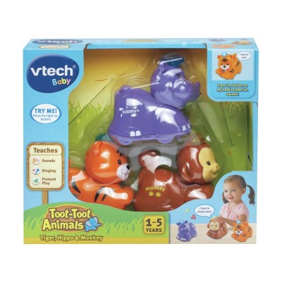 Argos Product Support for Vtech Toot Toot Animals 3 Pack (631/4790)
