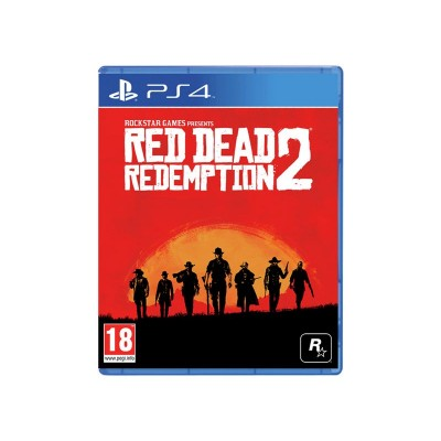 Red Dead Redemption 2 PS4 Preorder Game