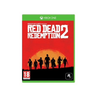 Red Dead Redemption 2 Xbox One Preorder Game