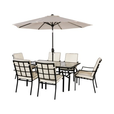 Argos Product Support For Collection Barcelona 6 Seater Patio Furniture Set 652 4274