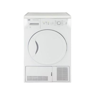 Beko DCU8230W 8KG Condenser Tumble Dryer - White