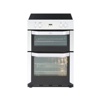 Belling FSE60MFTI Electric Cooker - White