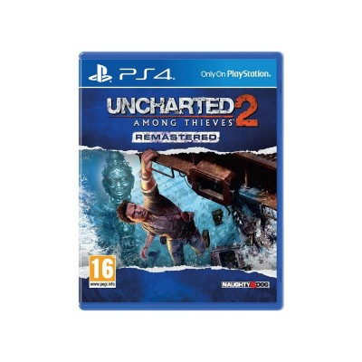 Uncharted 2 Among Thieves PS4 Game