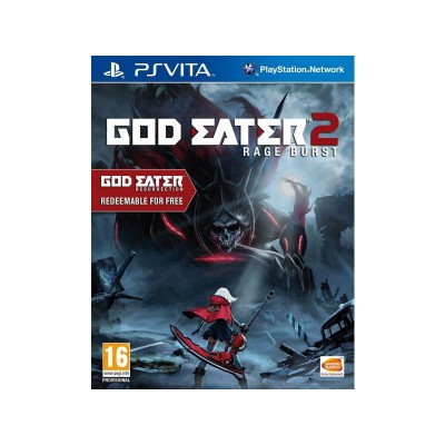 God Eater 2: Rage Burst PS Vita Game