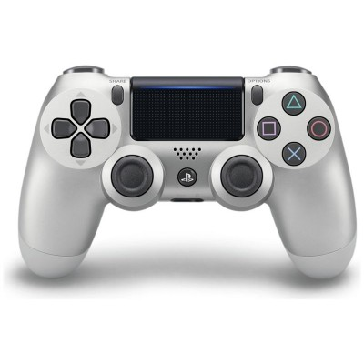 PS4 DualShock 4 V2 Wireless Controller - Silver