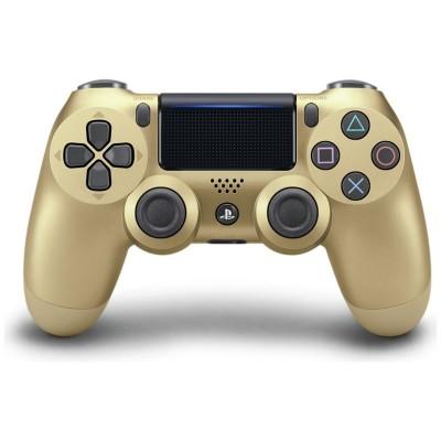 PS4 DualShock 4 V2 Wireless Controller - Gold