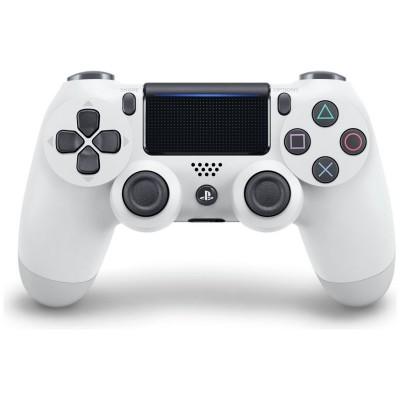 PS4 DualShock 4 V2 Wireless Controller - Glacier White