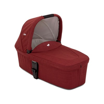 Joie Cranberry Chrome DLX Carrycot