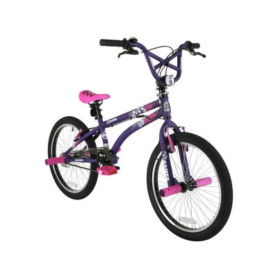X Games 20 Inch Purple BMX Bike