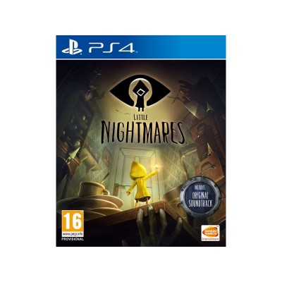 Little Nightmares PS4 Pre-Order Game