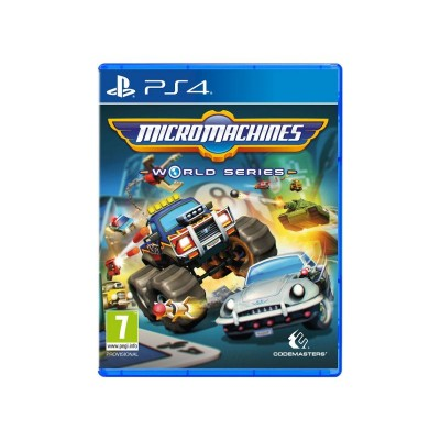 Micro Machines: World Series Pre-Order PS4 Game