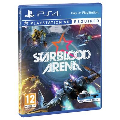 Starblood Arena PS4 VR Game
