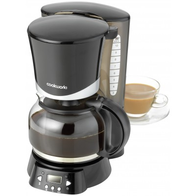 Argos Product Support For Cookworks Filter Coffee Maker With
