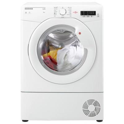 Hoover HLC8LG 8KG Condenser Tumble Dryer - White