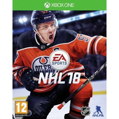 NHL 18 XB1