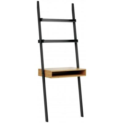 Habitat Drew Ladder Desk - Black