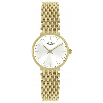 Rotary Ladies' Gold Plated Timepiece Watch