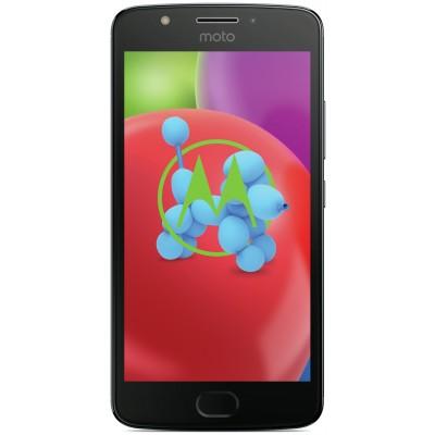 Sim Free Moto E4 Mobile Phone - Grey