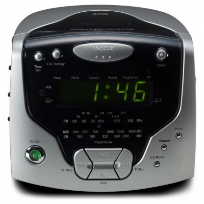 Roberts CD9986 CD / Analogue Radio - Grey