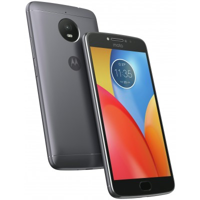 Sim Free Moto E4 Plus Mobile Phone - Grey