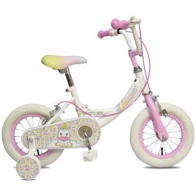 Concept 12 Inch Kids Bike - Unicorn