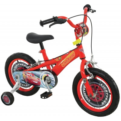 Disney Cars 3 14 Inch Kids bike