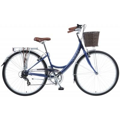 Viking Vento 700c Ladies Adult Bike - Blue