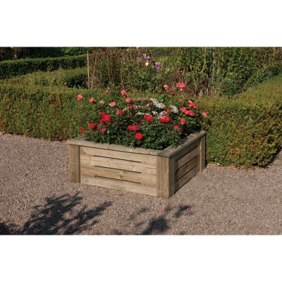 RAISED PLANTER 3X3
