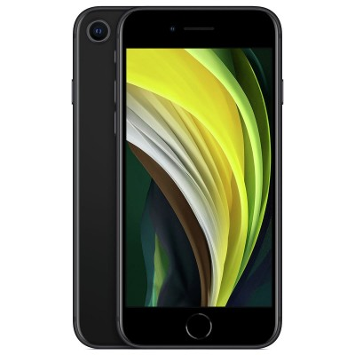 SIM Free iPhone SE 128GB Mobile Phone - Black