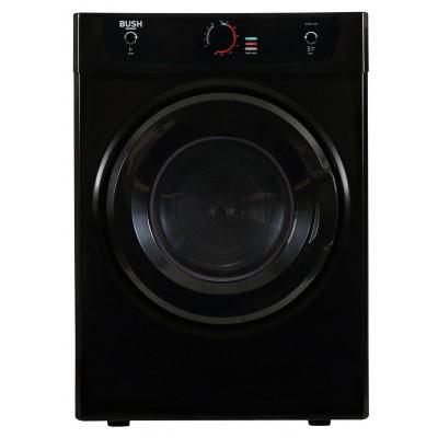 Bush DHB7VTDB 7KG Vented Tumble Dryer - Black