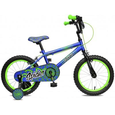 Concept 9 Inch Kids Bike - Spider