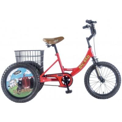16 TR R Big Red Kids 16 Wheel 2017
