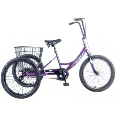 Concept 12 Inch Kids Bike - Purple