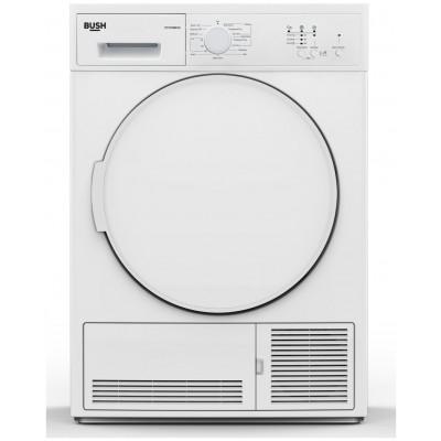 Bush TD7CNBCW 7KG Condenser Tumble Dryer - White