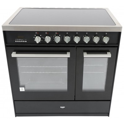 Bush BRCNB90ECDBLBK 90cm Electric Range Cooker - Black