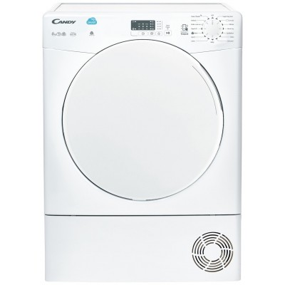 Candy CSC9LF 9KG Condenser Tumble Dryer - White