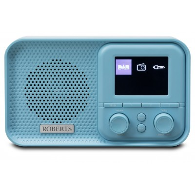 ROBERTS PLAY M5 RADIO BLUE