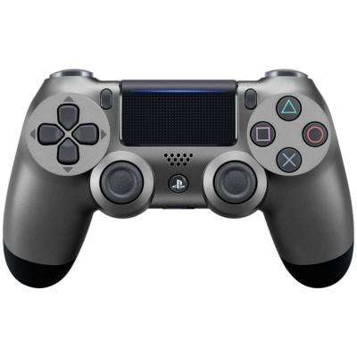 PS4 DualShock 4 V2 Wireless Controller - Steel Black