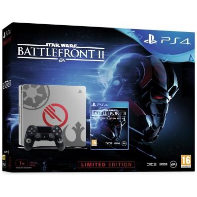 PS4 1TB Star Wars Battlefront 2 Deluxe Bundle